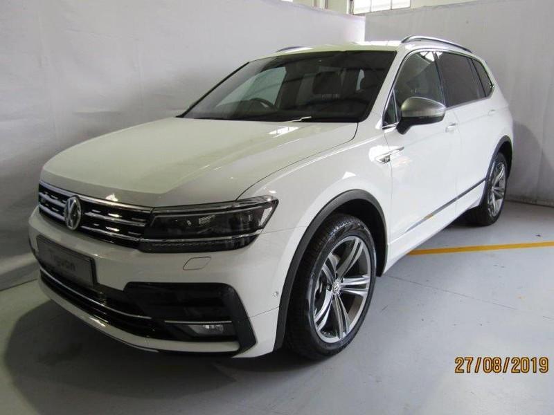 2019 Volkswagen Tiguan AllSpace 1.4 TSI CLINE DSG 110KW Kwazulu Natal Hillcrest_0