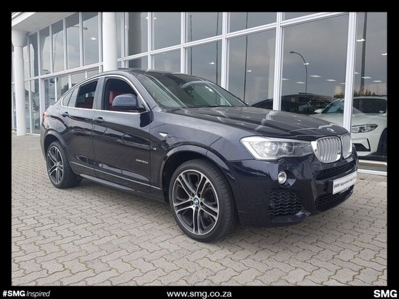 2015 BMW X4 xDRIVE30d M Sport Western Cape Tygervalley_0
