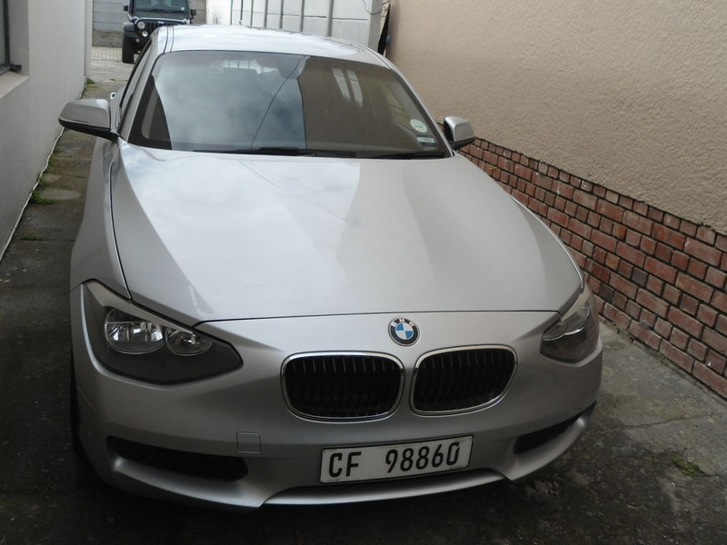 2013 BMW 1 Series 118i 5dr f20  Western Cape Bellville_0