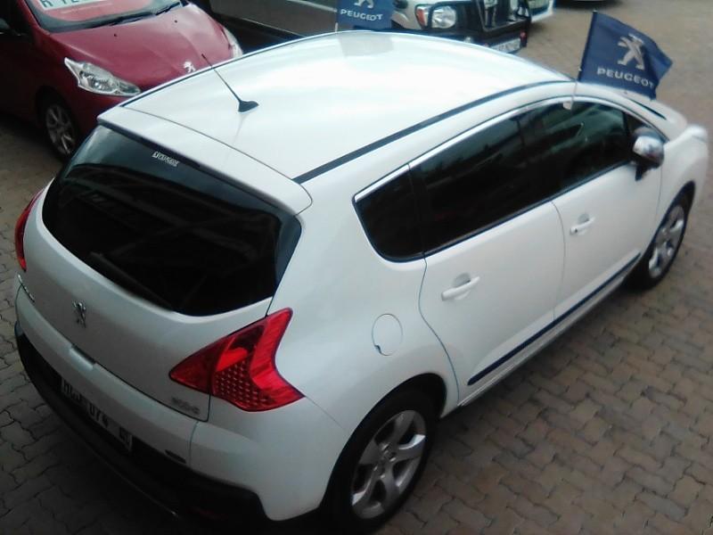 2013 Peugeot 3008 1.6 Vti Comfortactive  Eastern Cape East London_0