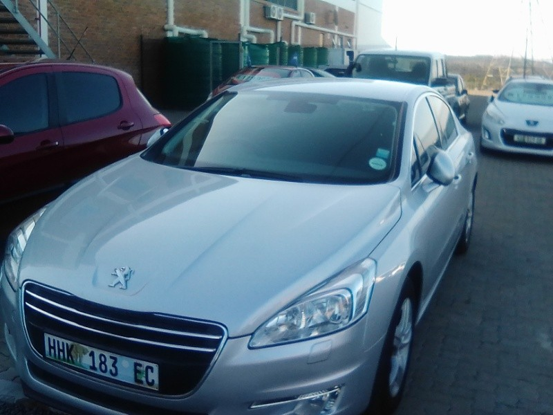 2013 Peugeot 508 1.6 Thp Active  Eastern Cape East London_0