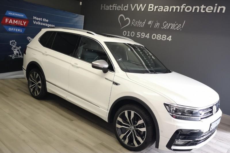 2019 Volkswagen Tiguan Allspace 2.0 TSI Highline 4MOT DSG 162KW Gauteng Johannesburg_0