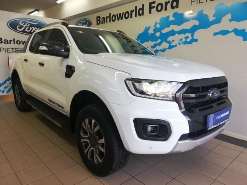 2019 Ford Ranger 2.0TDCi Wildtrak Auto Double Cab Bakkie Kwazulu Natal Pietermaritzburg_0
