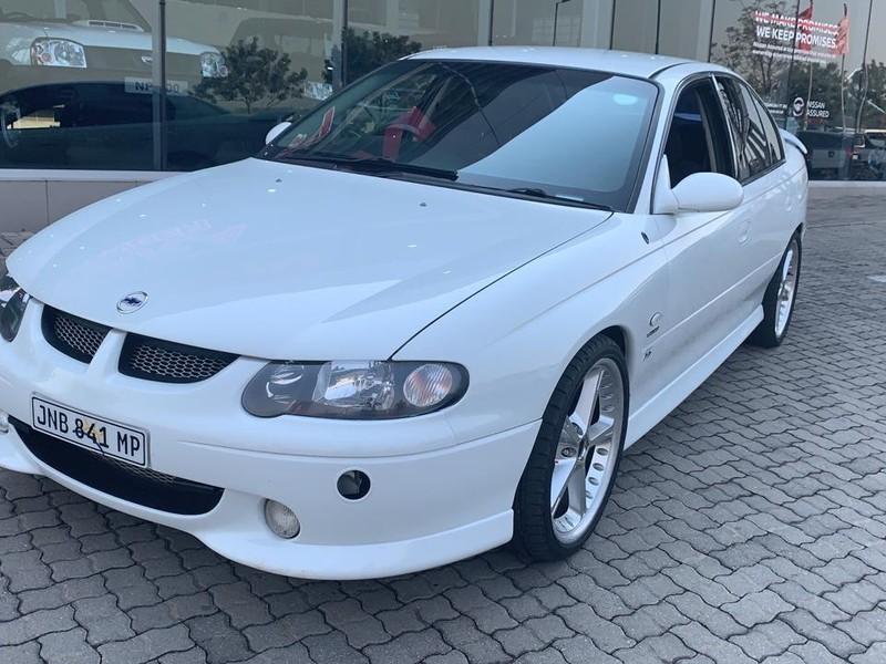 2002 Chevrolet Lumina Ss 5.7  Mpumalanga Nelspruit_0