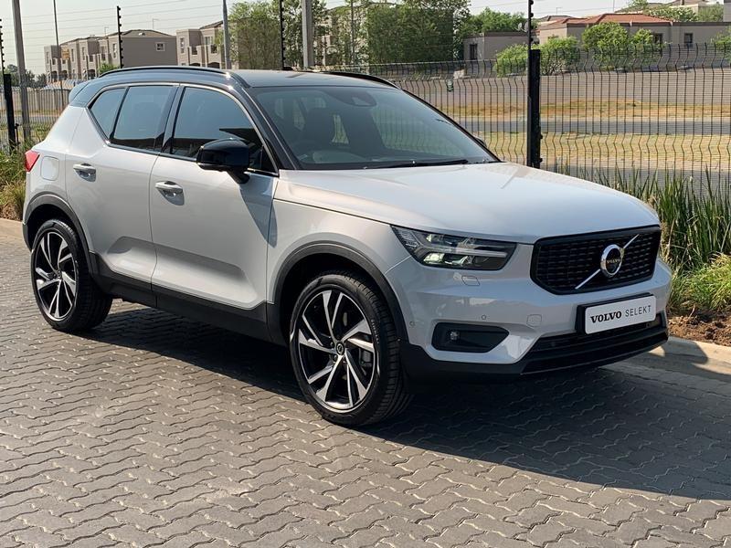 2019 Volvo XC40 T5 R-Design AWD Gauteng Johannesburg_0