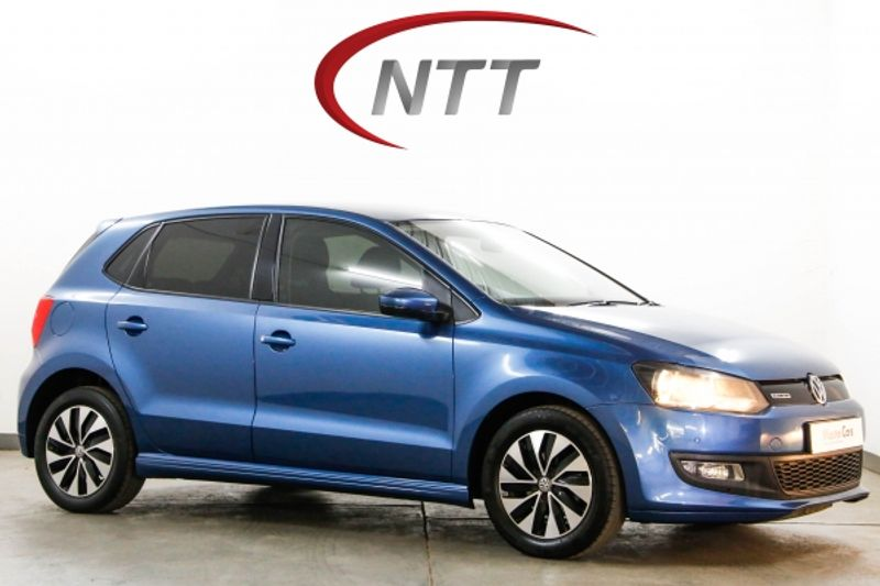 2016 Volkswagen Polo GP 1.0 TSI Bluemotion North West Province Potchefstroom_0