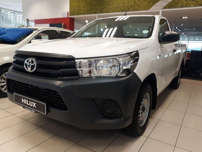 2020 Toyota Hilux 2.4 GD AC Single Cab Bakkie Kwazulu Natal Hillcrest_0