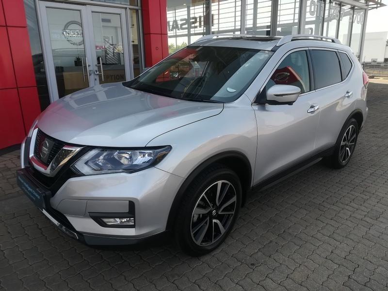 2019 Nissan X-Trail 2.5 Tekna 4X4 CVT 7S Gauteng Roodepoort_0