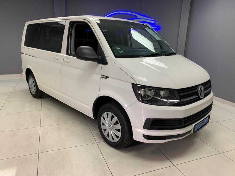 2017 Volkswagen Kombi T6 KOMBI 2.0 TDi Trendline Gauteng Vereeniging_0
