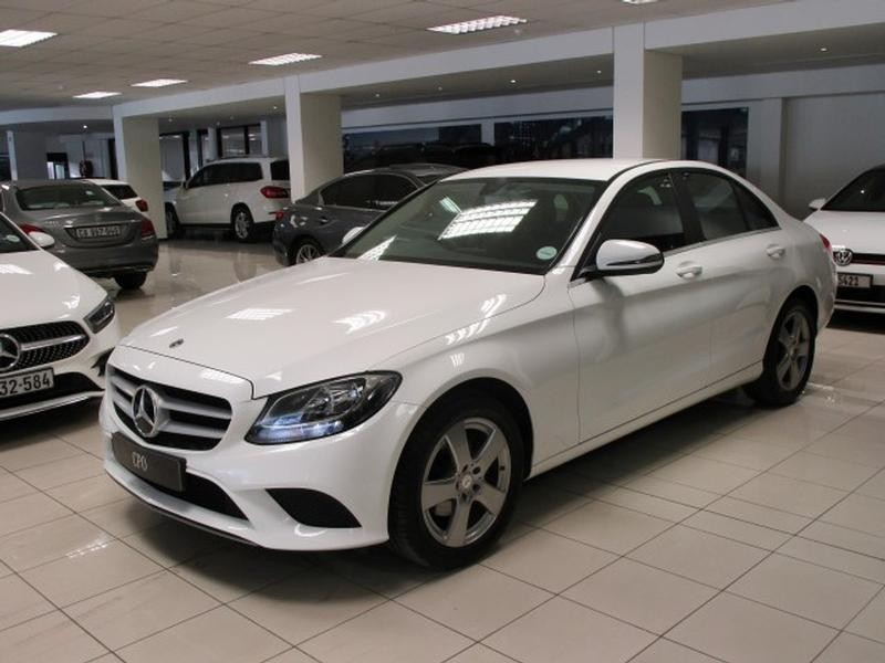 Used Mercedes-Benz C-Class C180 Auto for sale in Western