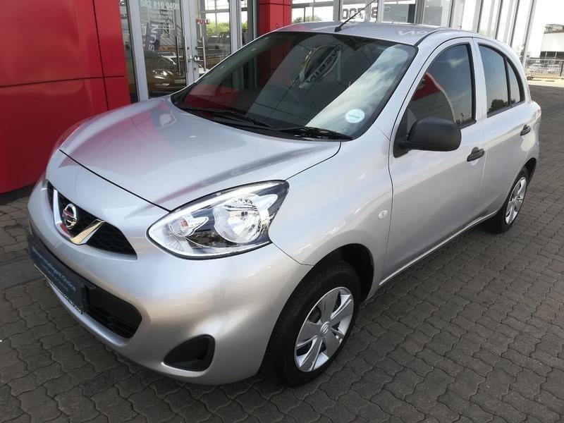 2019 Nissan Micra 1.2 Active Visia Gauteng Roodepoort_0
