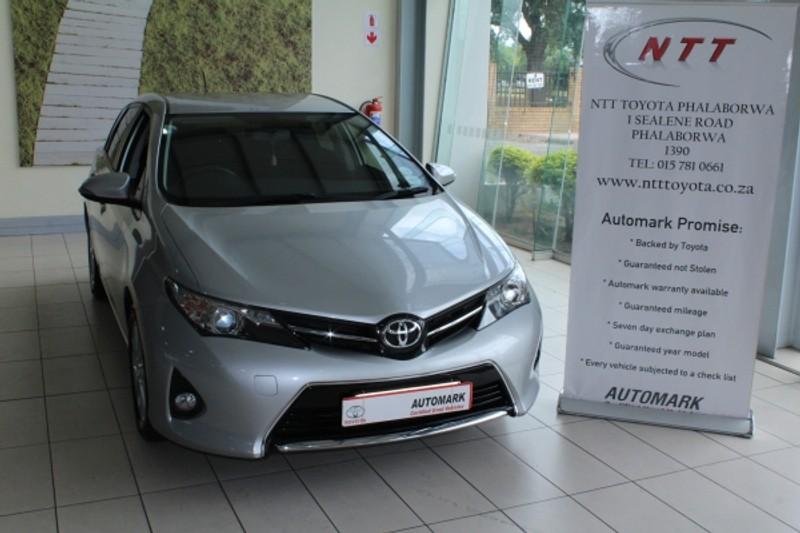 2016 Toyota Auris 1.6 XS Limpopo Phalaborwa_0