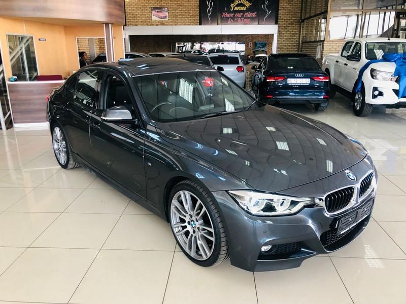 2017 BMW 3 Series 320D M Sport Auto North West Province Lichtenburg_0