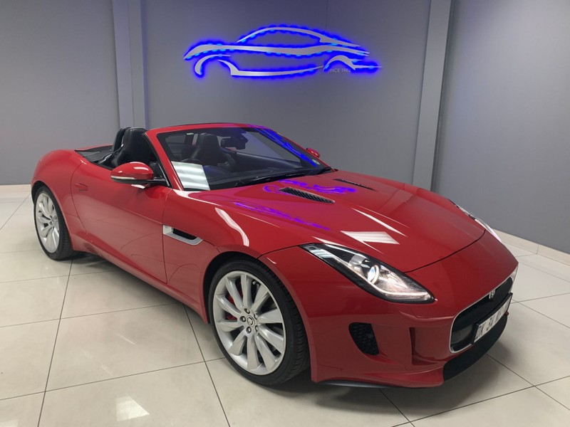 2014 Jaguar F-TYPE S 3.0 V6 Gauteng Vereeniging_0