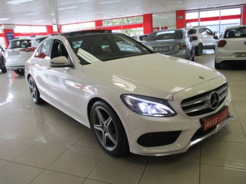 Used Mercedes-Benz C-Class C180 AMG Line Auto for sale in