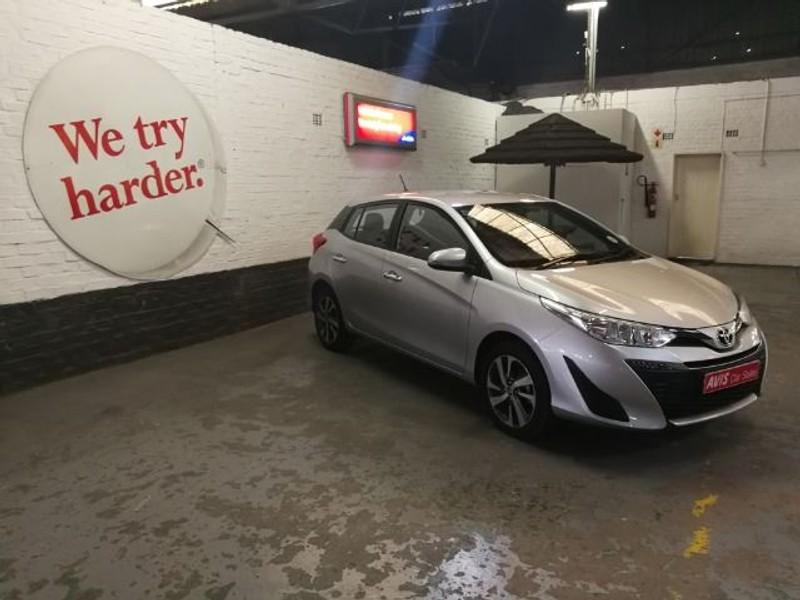 2018 Toyota Yaris 1.5 Xs CVT 5-Door Western Cape Bellville_0