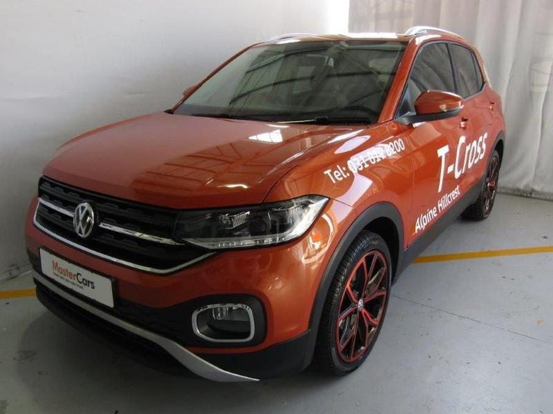 2019 Volkswagen T-Cross 1.0 TSI Highline DSG Kwazulu Natal Hillcrest_0