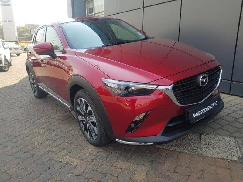2019 Mazda CX-3 2.0 Individual Auto Gauteng Boksburg_0