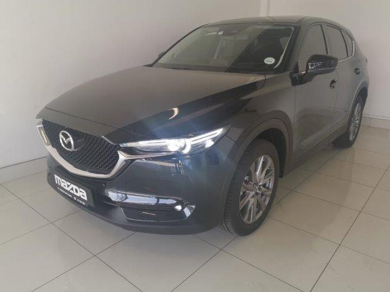 2019 Mazda CX-5 2.2DE Akera Auto AWD Gauteng Boksburg_0