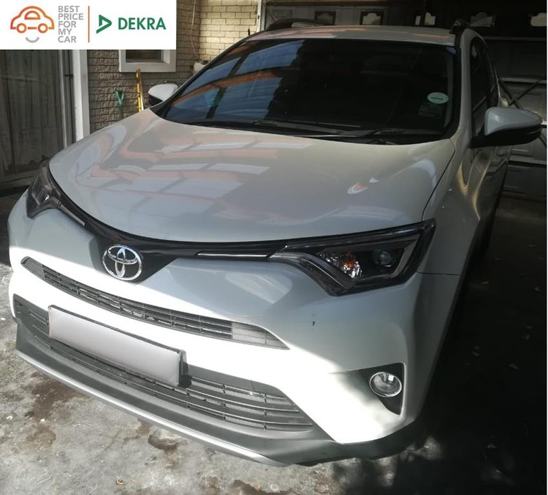 2018 Toyota Rav 4 2.0 GX Western Cape Goodwood_0
