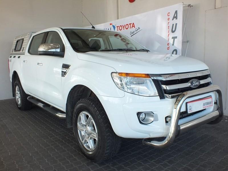 2015 Ford Ranger 3.2tdci Xlt 4x4 At Pu Dc  Western Cape Brackenfell_0
