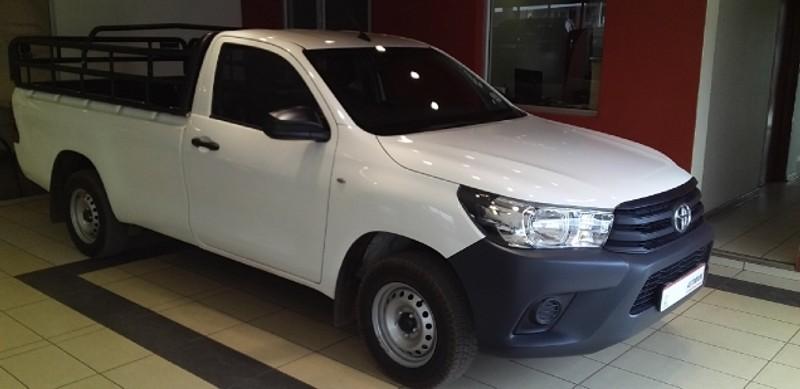 2019 Toyota Hilux 2.4 GD AC Single Cab Bakkie Northern Cape Postmasburg_0