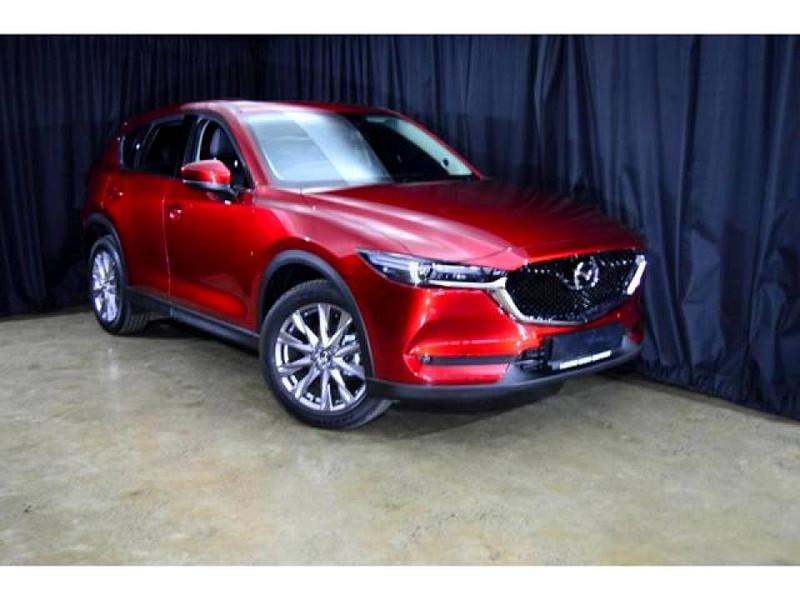 2019 Mazda CX-5 2.2DE Akera Auto AWD Gauteng Centurion_0