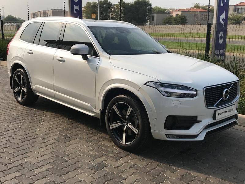 Used Volvo XC90 D5 R-Design AWD for sale in Gauteng - Cars