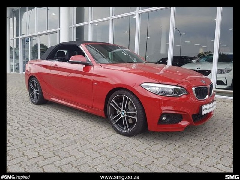 2017 BMW 2 Series 220i Convertible M Sport Auto F23 Western Cape Tygervalley_0
