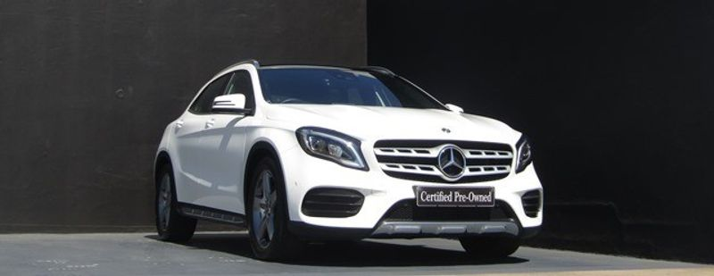 Used Mercedes-Benz GLA-Class 220d Auto 4Matic for sale in