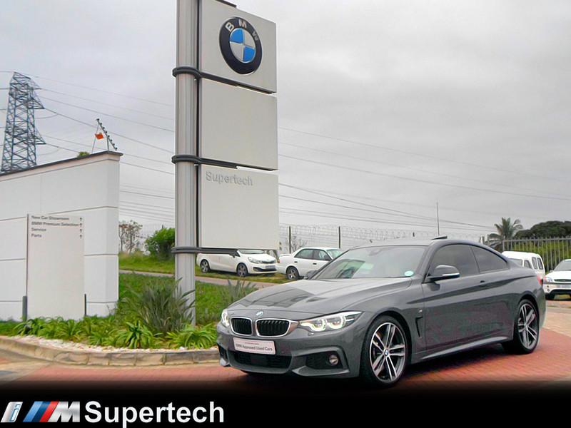 2018 BMW 4 Series 440i Coupe M Sport Auto Kwazulu Natal Durban_0