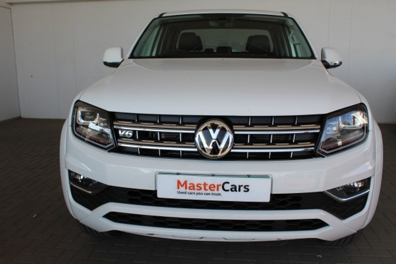 2019 Volkswagen Amarok 3.0 TDi Highline 4Motion Auto Double Cab Bakkie Northern Cape Kimberley_0