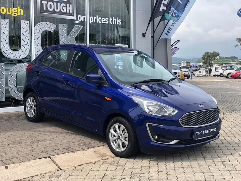2019 Ford Figo 1.5Ti VCT Trend Auto 5-Door Mpumalanga Nelspruit_0