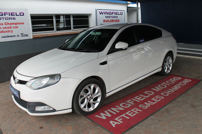 2013 MG MG6 1.8t Deluxe  5dr  Western Cape Kuils River_0