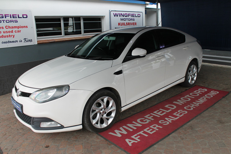 2013 MG MG6 1.8t Deluxe  Western Cape Kuils River_0