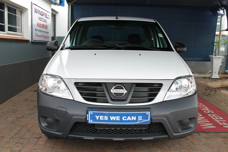 2019 Nissan NP200 1.6  Ac Safety Pack Pu Sc  Western Cape Kuils River_0