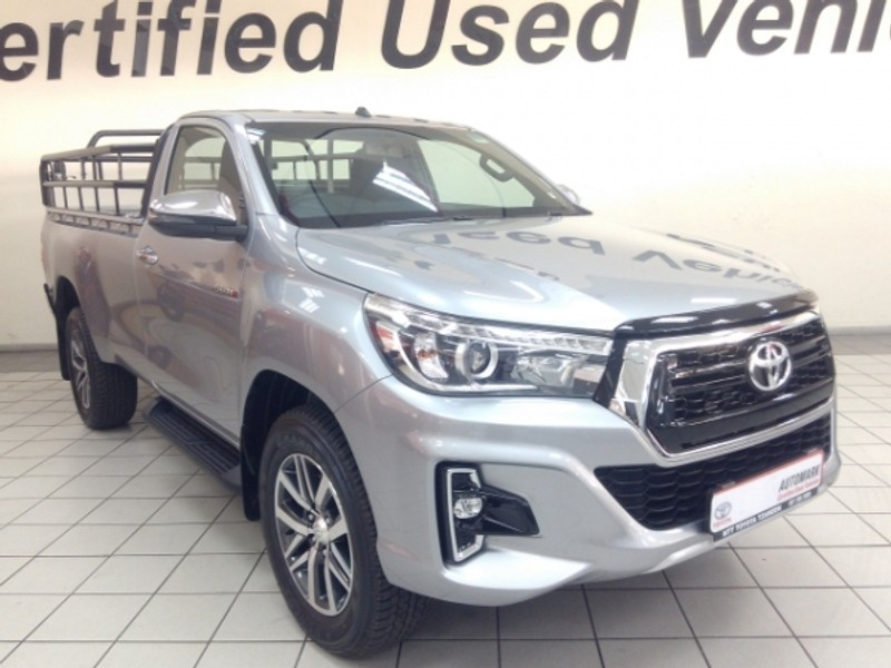 2019 Toyota Hilux 2.8 GD-6 RB Raider Single Cab Bakkie Limpopo Tzaneen_0