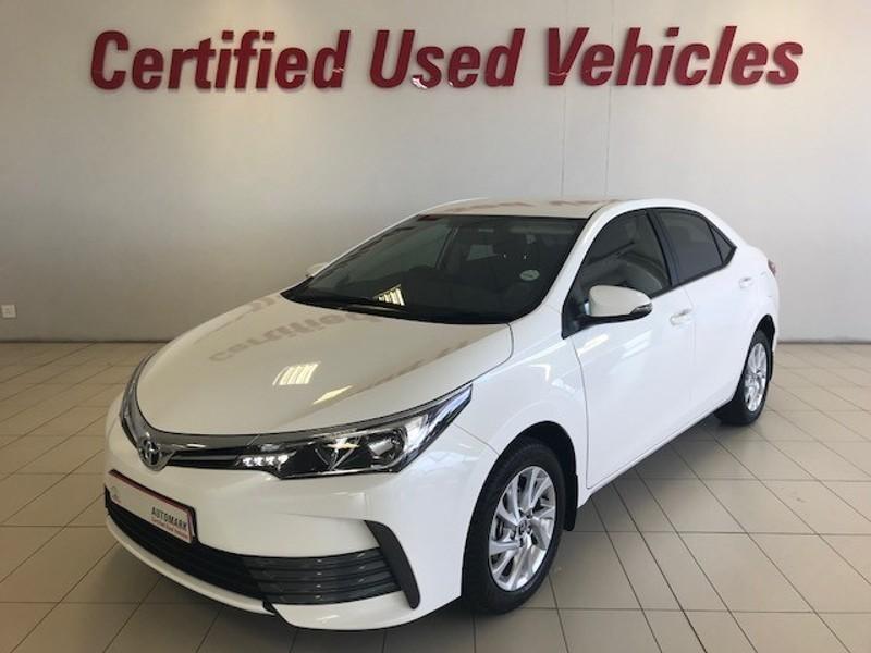 2019 Toyota Corolla 1.6 Prestige Western Cape Kuils River_0