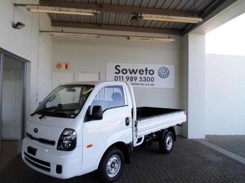 2016 Kia K 2500 Single Cab Bakkie Gauteng Soweto_0