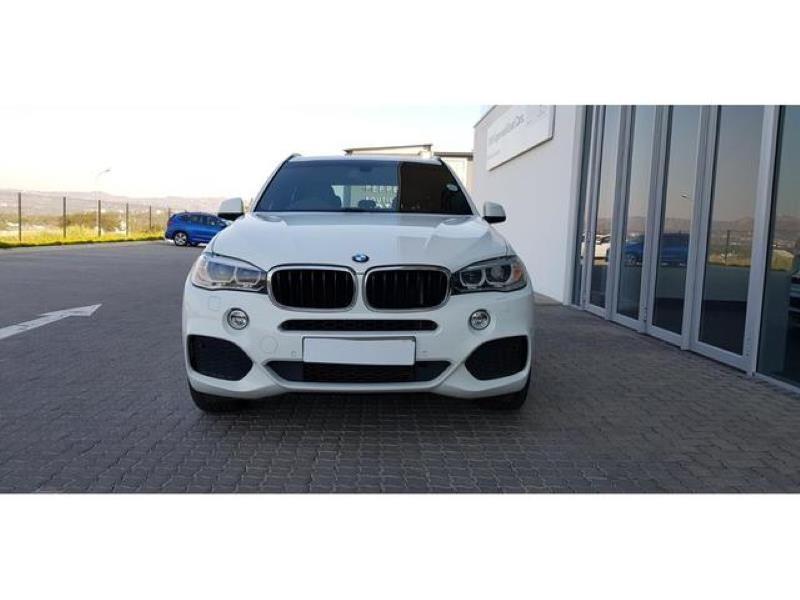 2015 BMW X5 Xdrive30d M-sport At  Mpumalanga Nelspruit_0