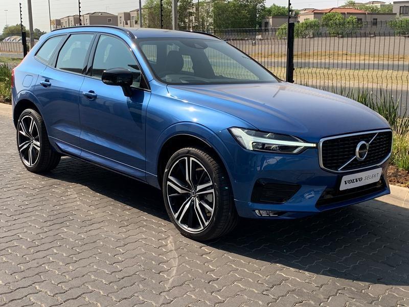 2020 Volvo XC60 D4 R-Design Geartronic AWD Gauteng Johannesburg_0
