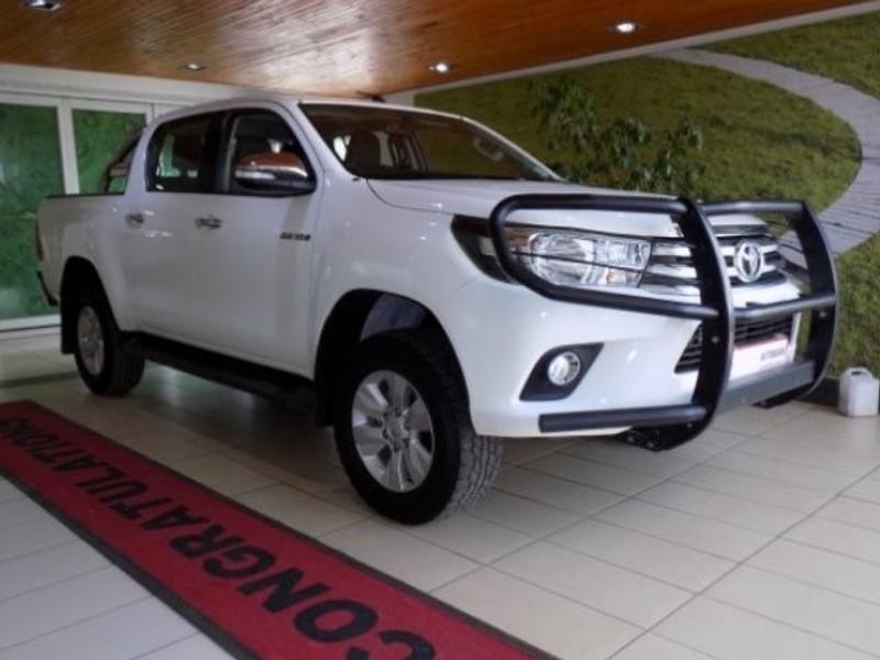 2017 Toyota Hilux 2.8 GD-6 Raider 4X4 Double Cab Bakkie Auto Northern Cape Kuruman_0