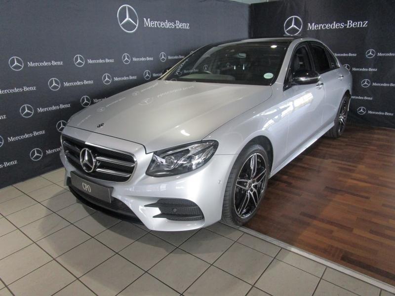 2019 Mercedes-Benz E-Class E 220d AMG Western Cape Cape Town_0