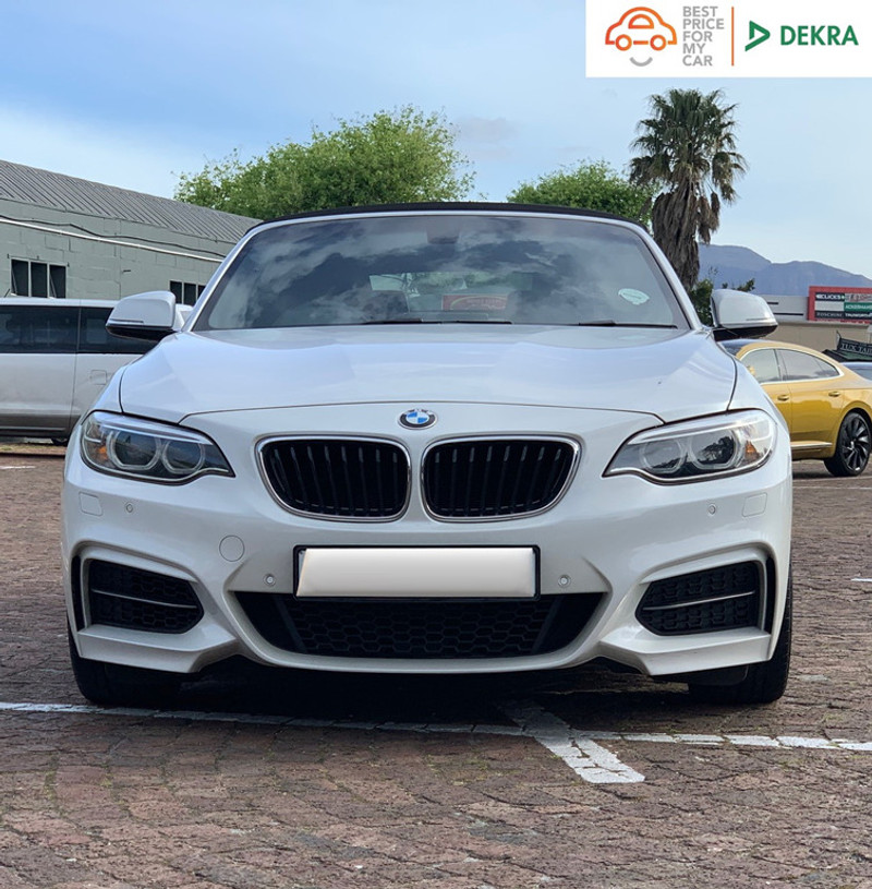 2016 BMW 2 Series M240 Convertible Auto Western Cape Goodwood_0