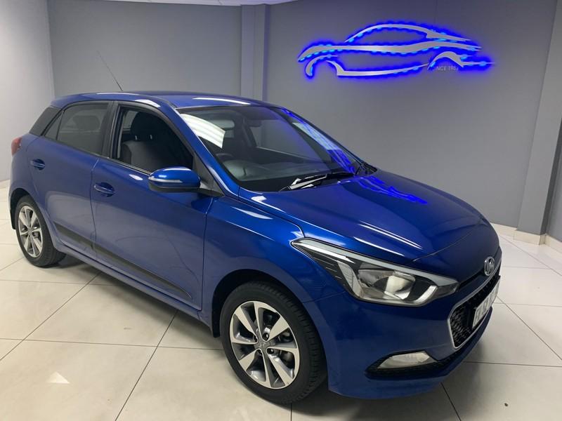 2017 Hyundai i20 1.4 Fluid  Gauteng Vereeniging_0