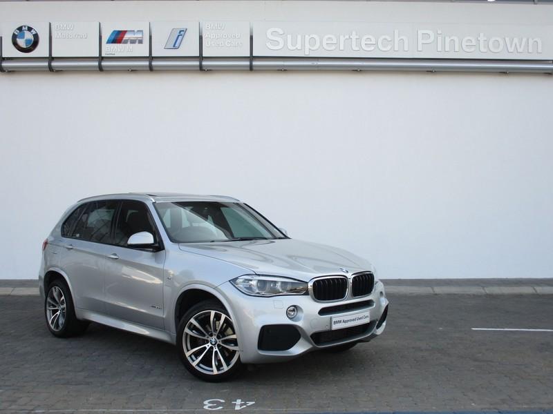 2017 BMW X5 xDRIVE30d M-Sport Auto Kwazulu Natal Pinetown_0