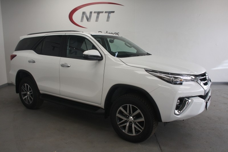 2019 Toyota Fortuner 2.8GD-6 4X4 Auto Mpumalanga Delmas_0