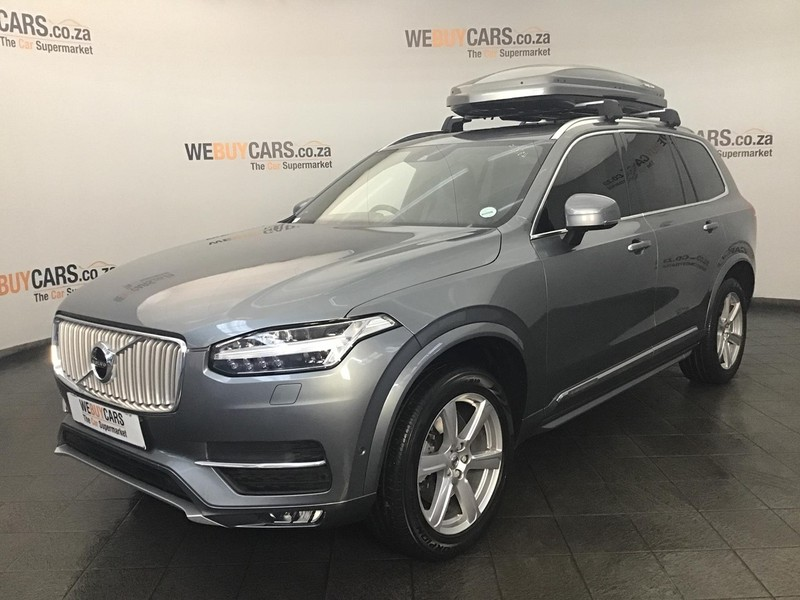 2015 Volvo XC90 D4 Inscription Gauteng Pretoria_0