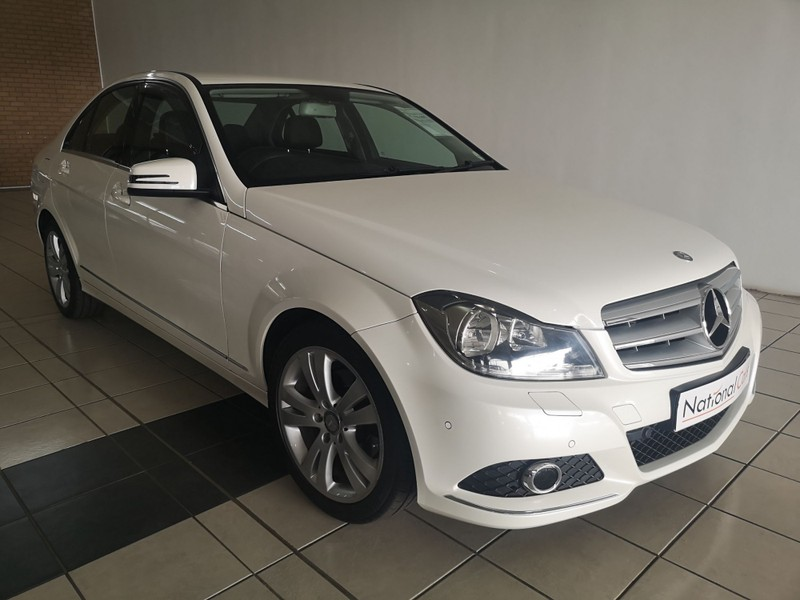 2012 Mercedes-Benz C-Class C180 Be Classic At  Mpumalanga Secunda_0