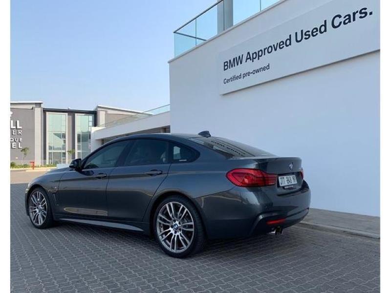 2018 BMW 4 Series 420D Gran Coupe M Sport Auto Mpumalanga Nelspruit_0